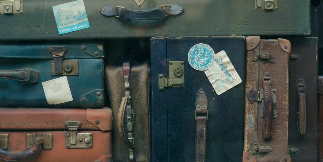 Maletas de viaje, Pixabay