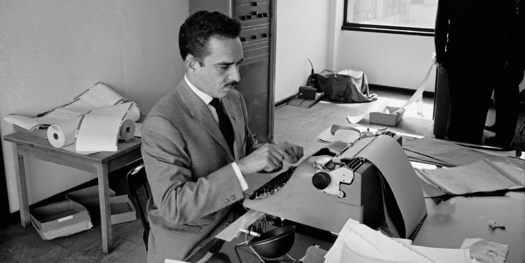 Foto archivo Fundación Gabo / Hernán Díaz