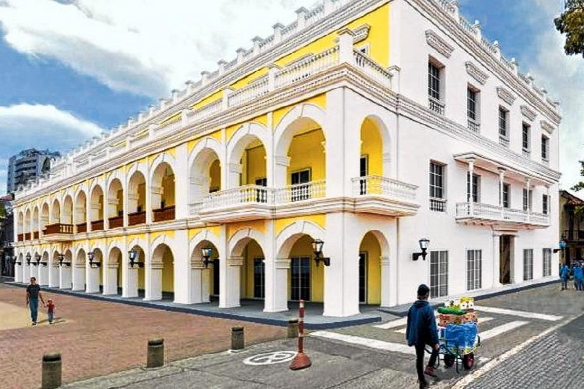 Así será el Centro Gabo, en Cartagena