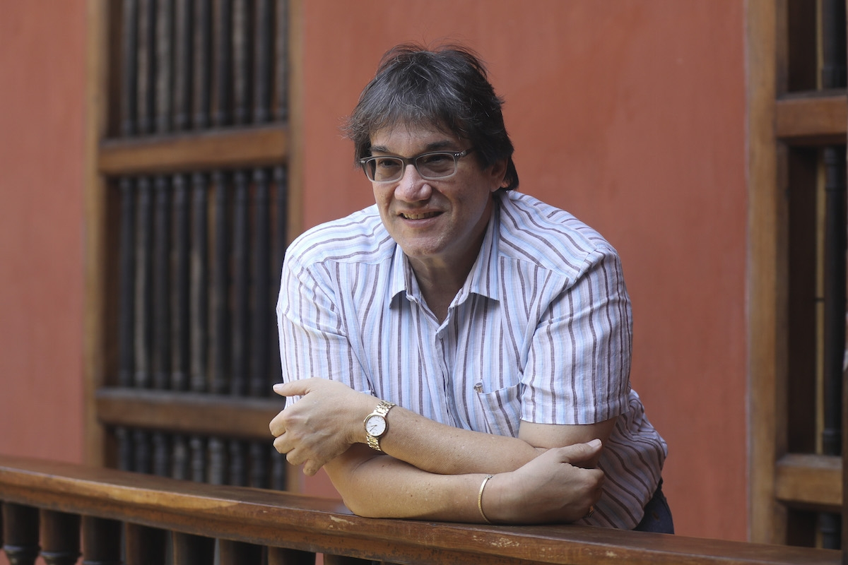 Jaime Abello Banfi. Foto: Joaquín Sarmiento.