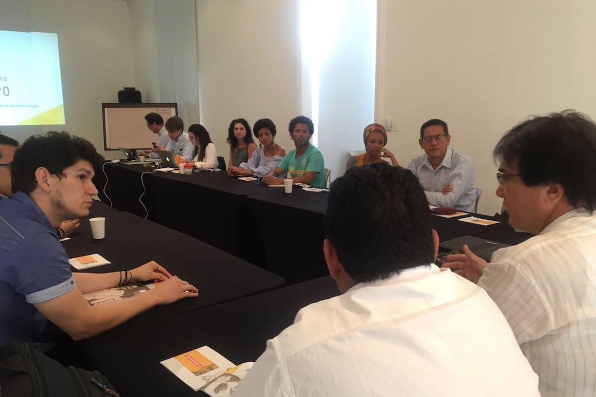 Encuentro presencial en Cartagena