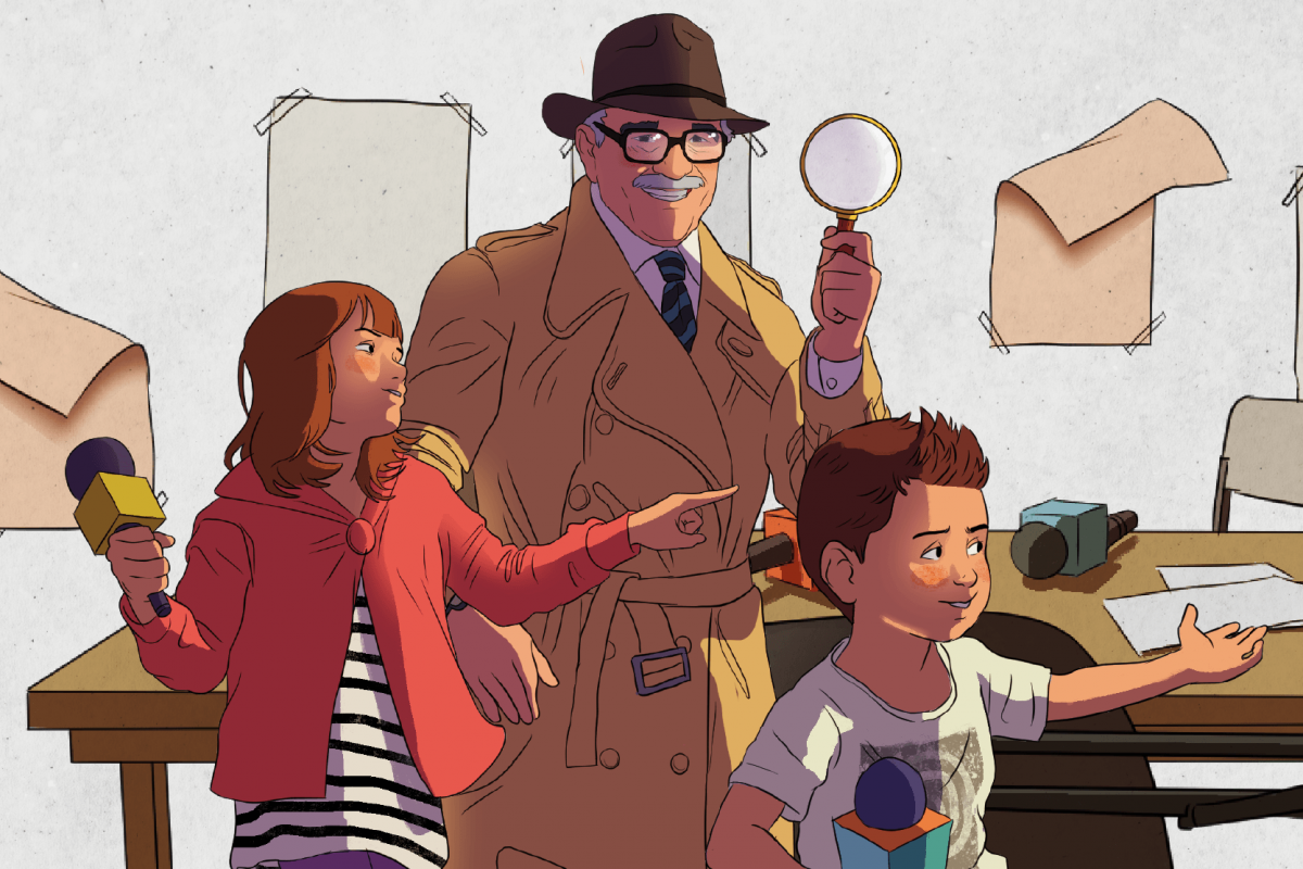 A través de cuatro módulos, los niños y jóvenes descubrir las claves de Gabo periodista.