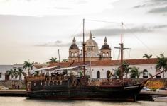 Cartagena, muelle