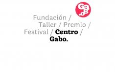 Logo Fundación Gabo.