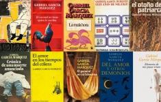 Portadas Novelas de Gabo