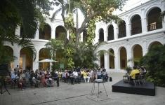 Conversatorio Gabo y el cine en Cartagena