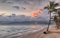 Playa mar Caribe