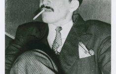Gabo, en los tiempos en los que hacía parte de la redacción del diario El Espectador.