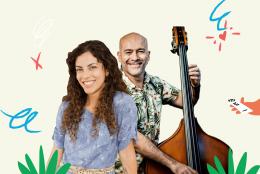 Juliana Muñoz y Leonardo Gómez Jattin son los invitados a este espacio virtual.