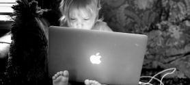 Niños en internet.