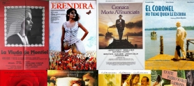 Posters de películas de Gabo
