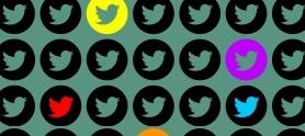 Bots en Twitter.