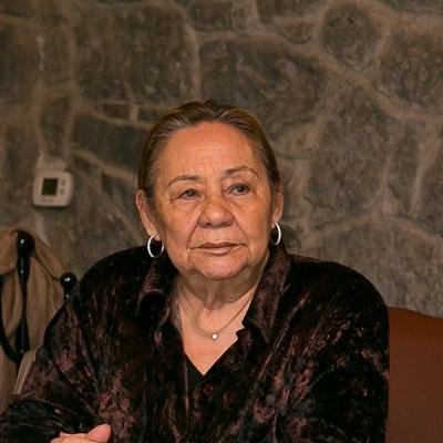 Mercedes Barcha. Foto: Guacamole Project - Archivo Fundación Gabo.