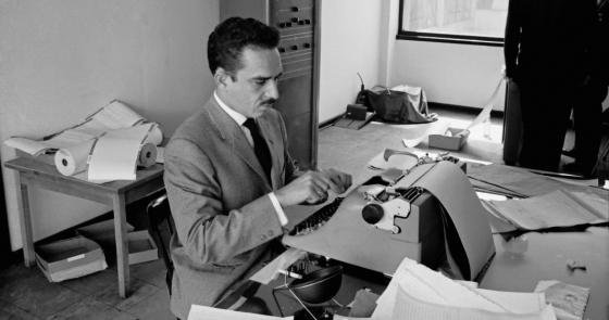 Foto Hernán Díaz (Bogotá, 1959)