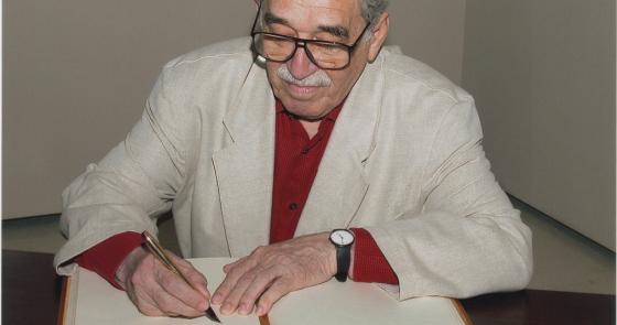 Archivo Gabriel García Márquez, Harry Ransom Center