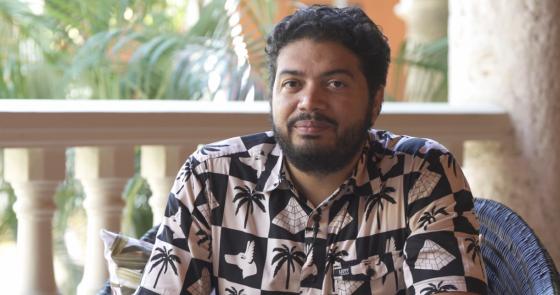 Frank Báez, Cartagena 2018