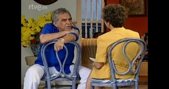 Gabo y Ana Cristina Navarro