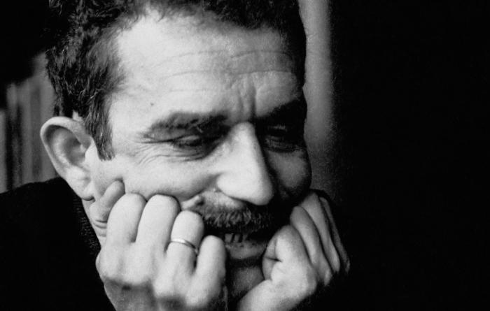 Gabo en Bogotá (1970) -Foto: Nereo López.