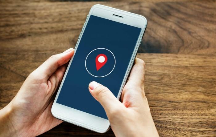 Ubicación en el celular