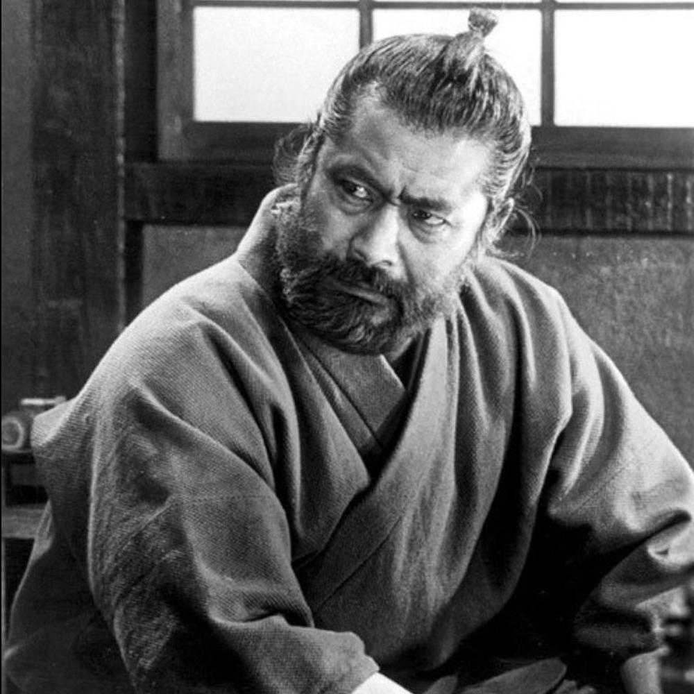 Barbarroja (1965) - Akira Kurosawa
