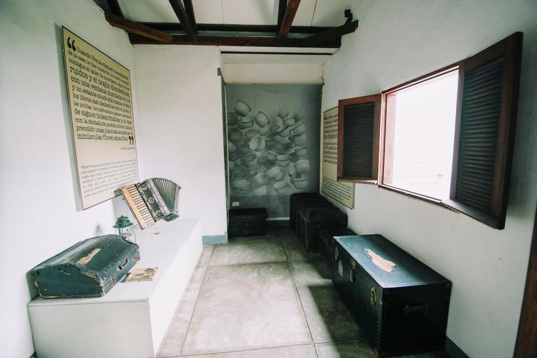 El cuarto de los trastos