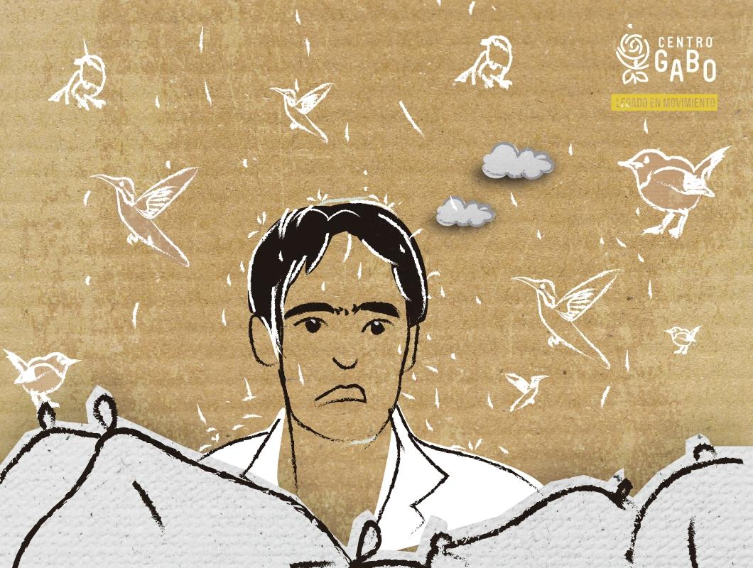 """""""Todos los sueños con pájaros son de buena salud"""""""
