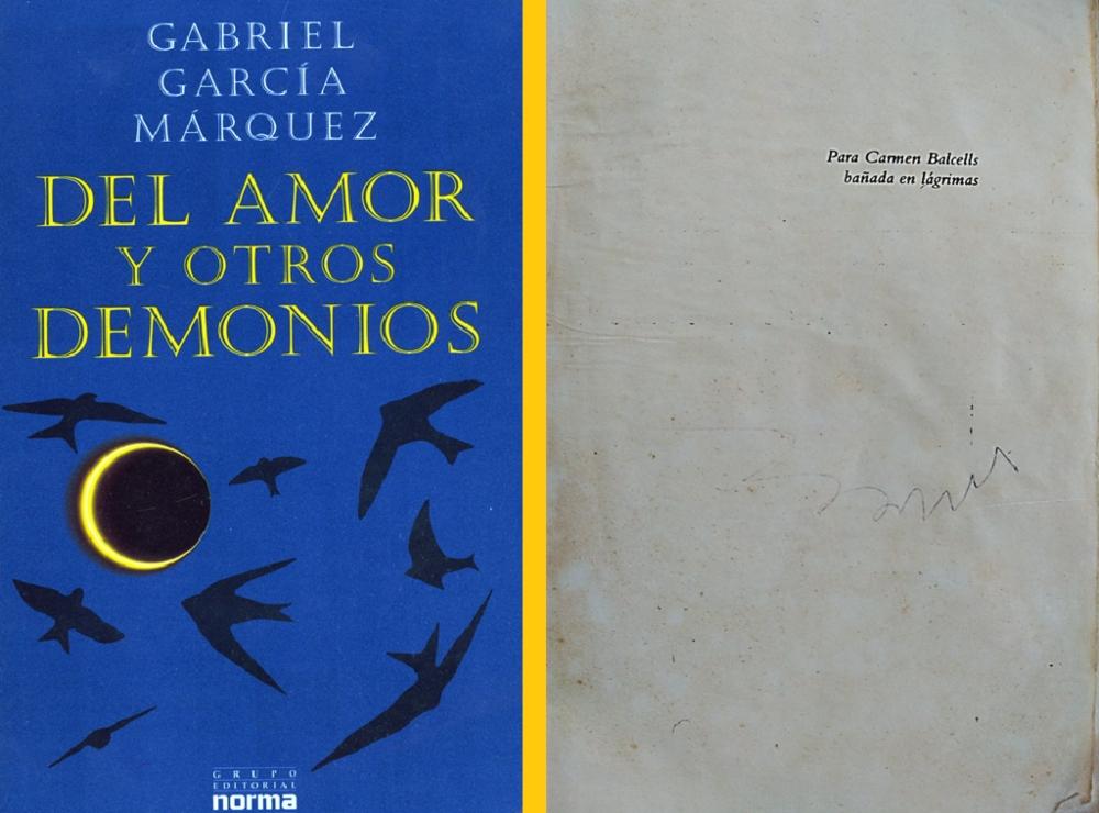 """""""Para Carmen Balcells bañada en lágrimas"""""""