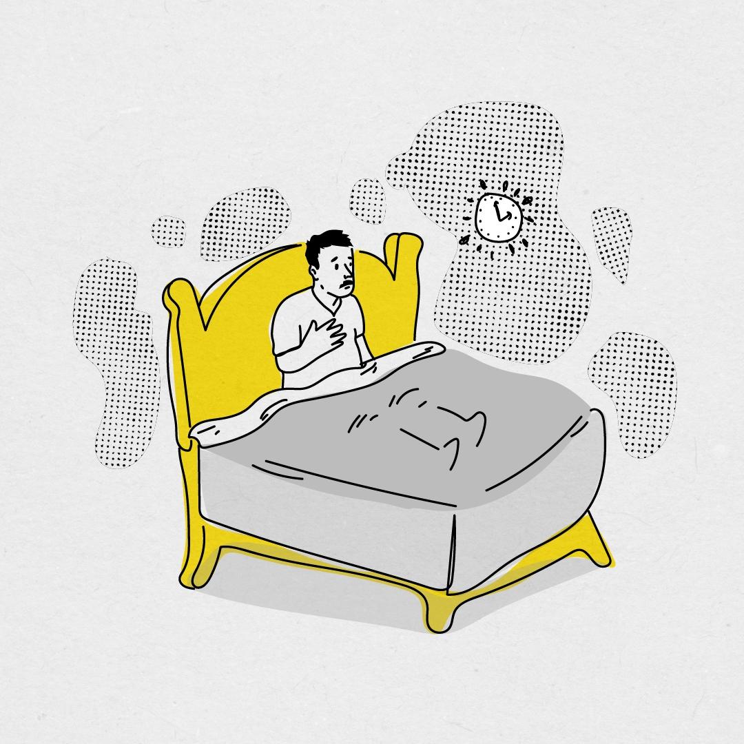 Un chiste para soñadores y sonámbulos