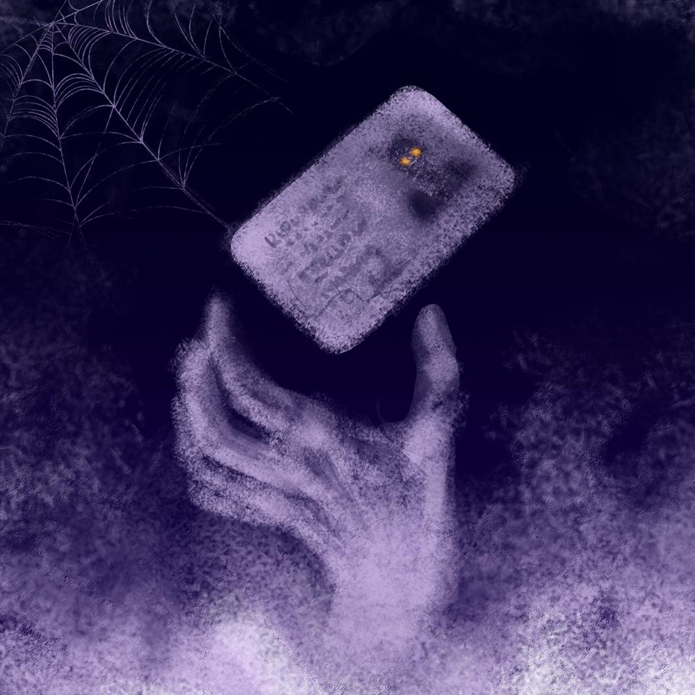 Fantasma diagnosticado