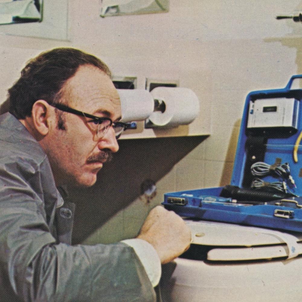 La Conversación (1974) - Francis Ford Coppola