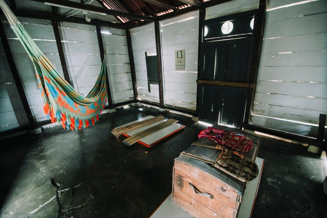 El cuarto de los guajiros