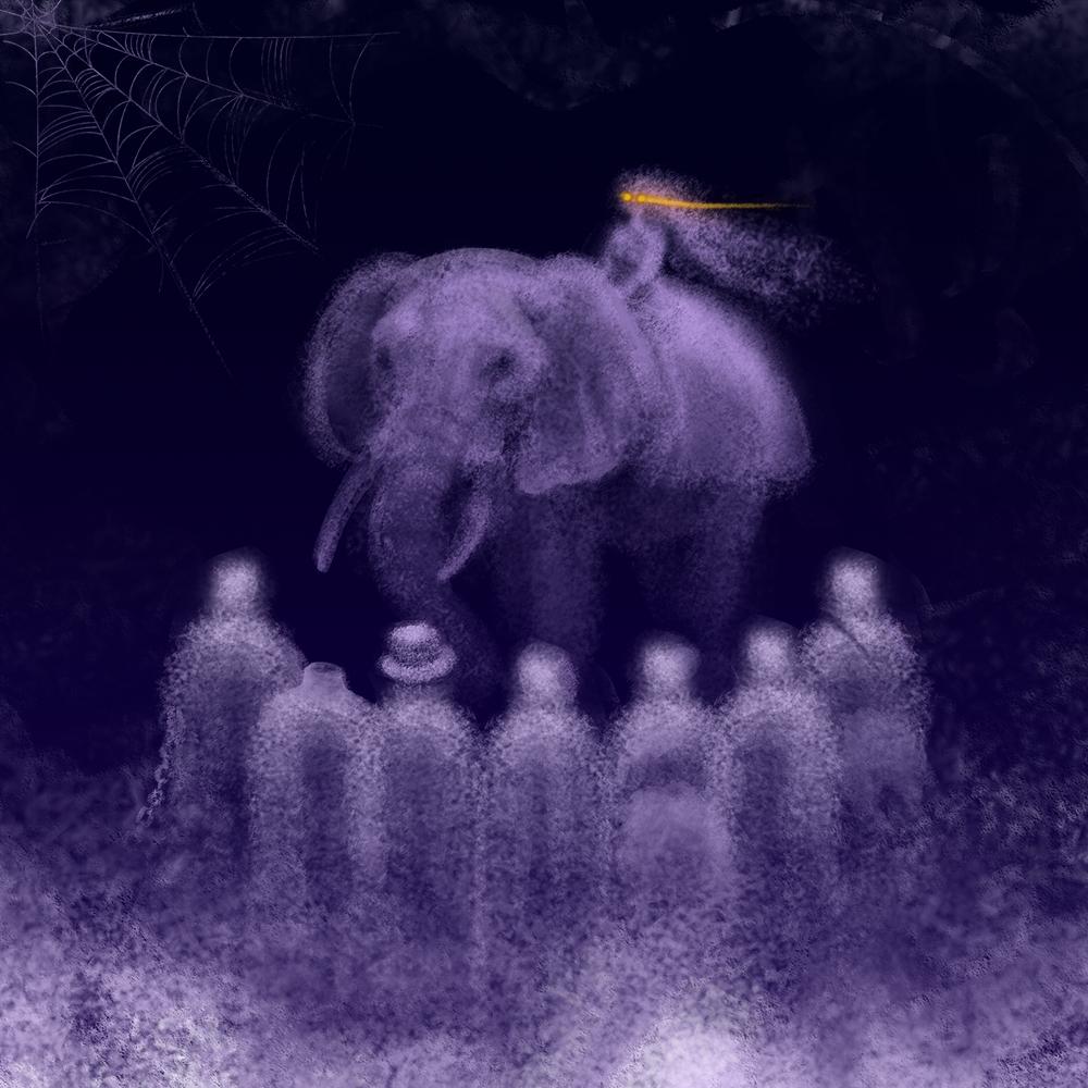 El congreso de los fantasmas