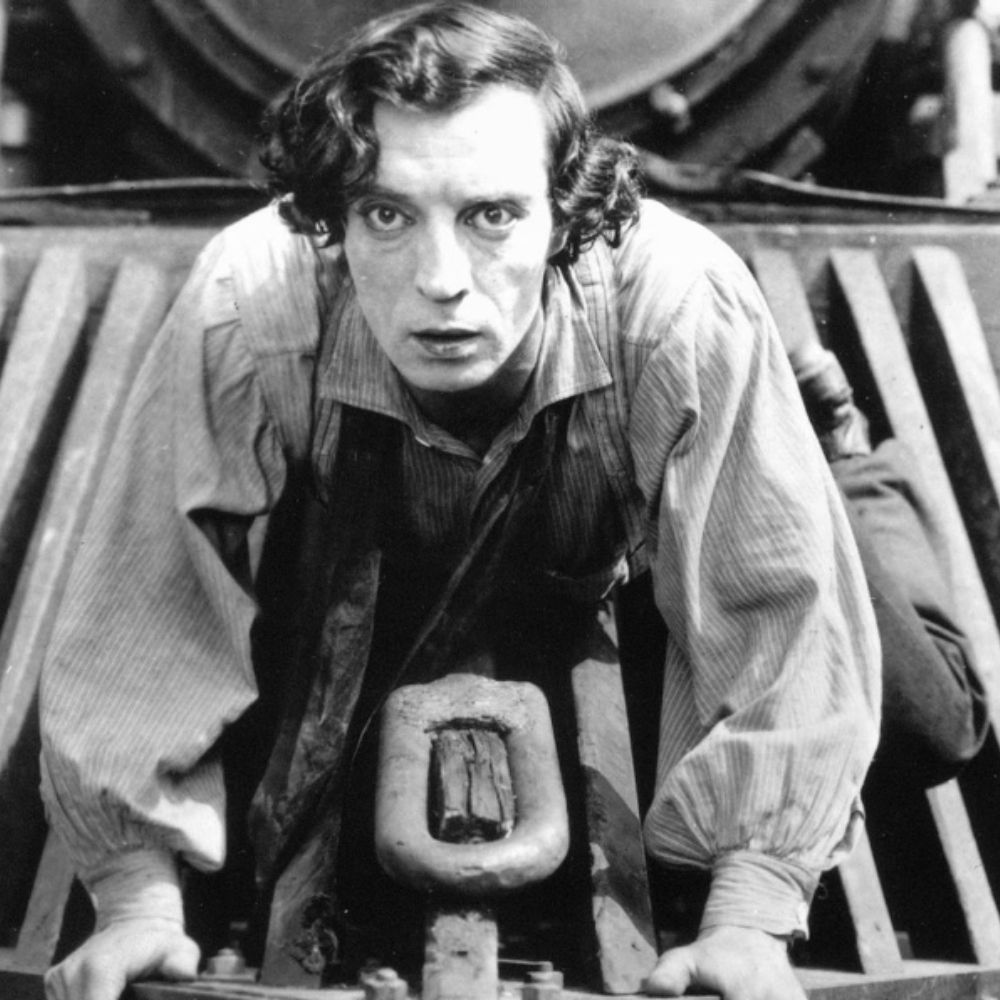 The General (1926) - Buster Keaton
