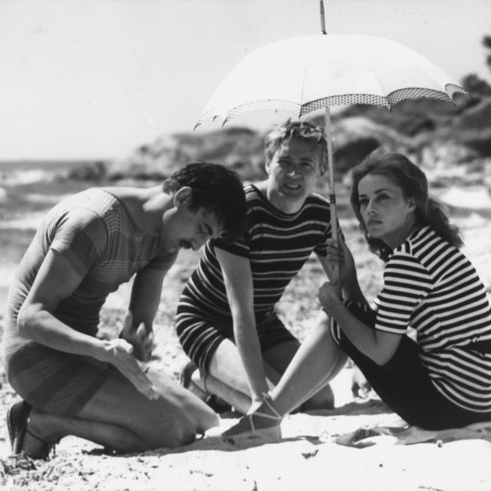 Jules et Jim (1962) - Francois Truffaut