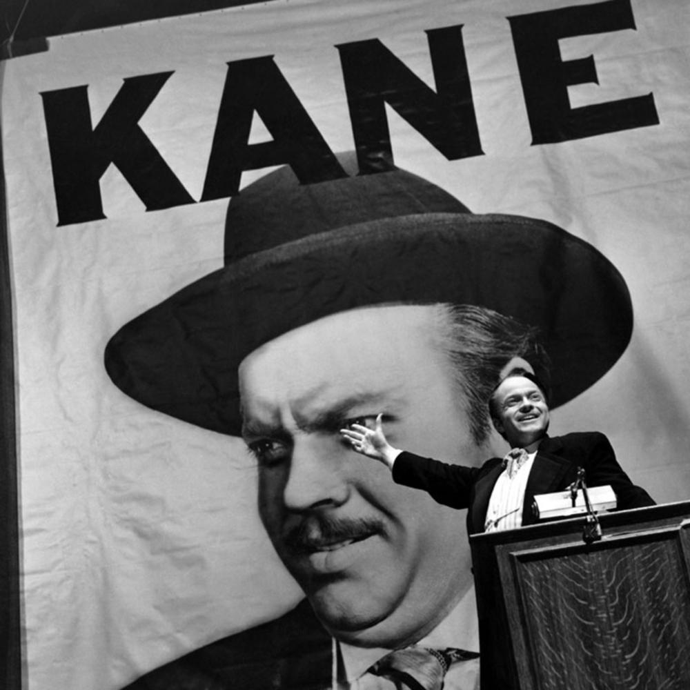 Ciudadano Kane (1941) - Orson Welles