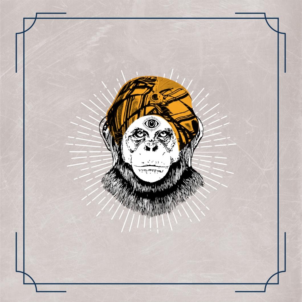 El mono amaestrado que adivina el pensamiento