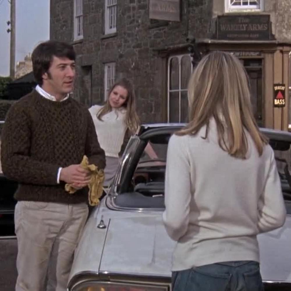 Perros de Paja (1971) - Sam Peckinpah