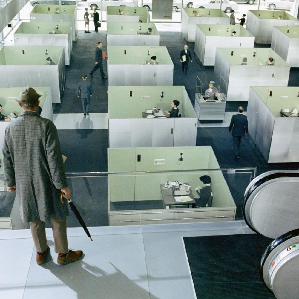 Playtime (1967) - Jacques Tati
