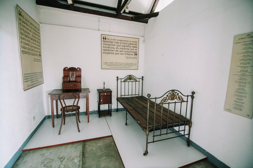 El cuarto de Sara Emilia